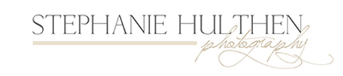 Stephanie Hulthen Photography logo